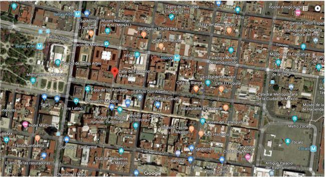 Foto Local en Renta en  Centro,  Cuauhtémoc          SKG Asesores Inmobiliarios Renta Edificio Comercial en Centro de CDMX Locales y oficinas