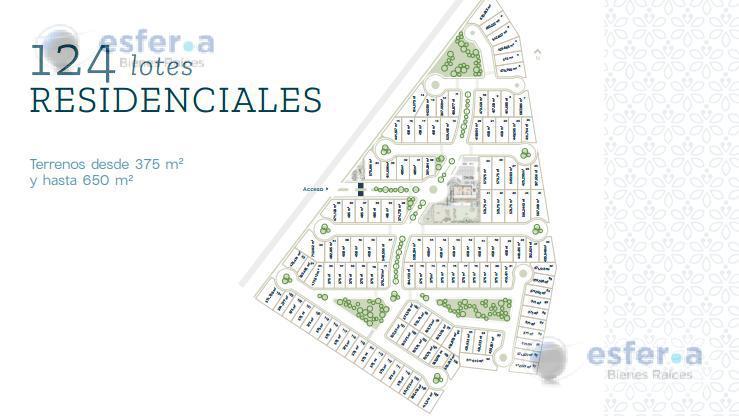 Foto Terreno en Venta en  Pueblo Chablekal,  Mérida  MISTIKA - LOTES RESIDENCIALES EN PRIVADA CON AMENIDADES
