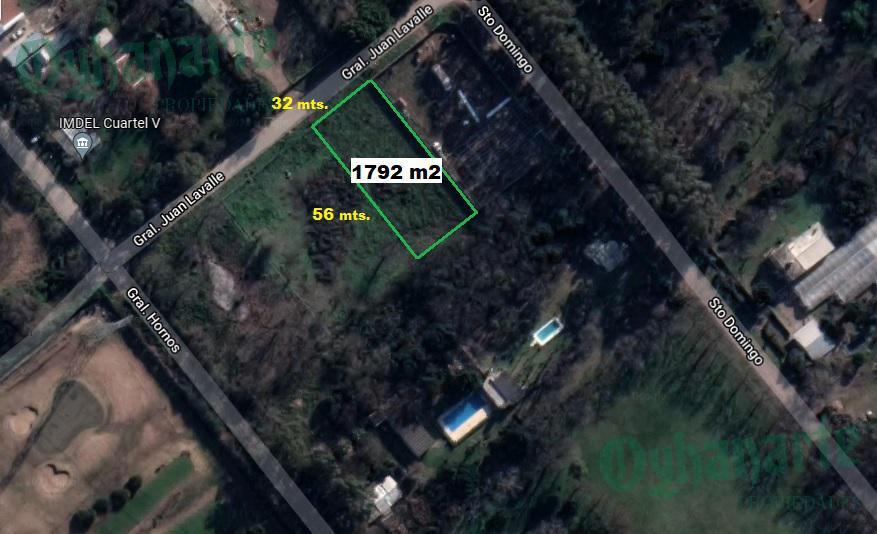 Foto Terreno en Venta |  en  Moreno ,  G.B.A. Zona Oeste  LOTE 1800 m2 prox RUTA 24 y 25