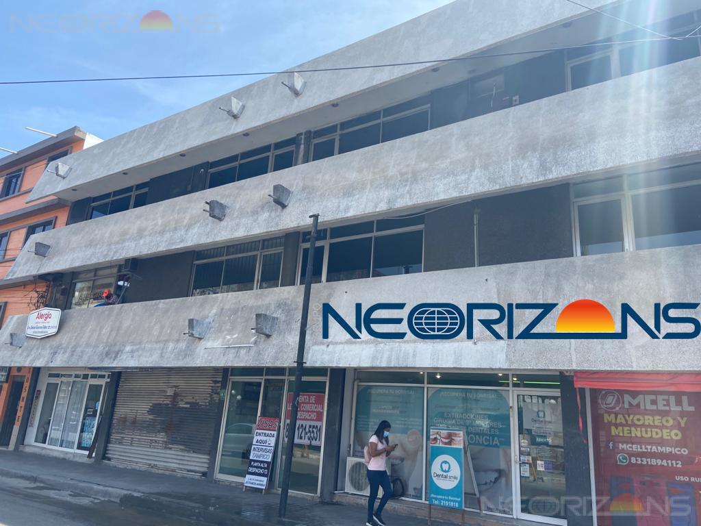 Foto Oficina en Renta en  Tampico Centro,  Tampico  Despacho en Renta | Zona Centro de Tampico