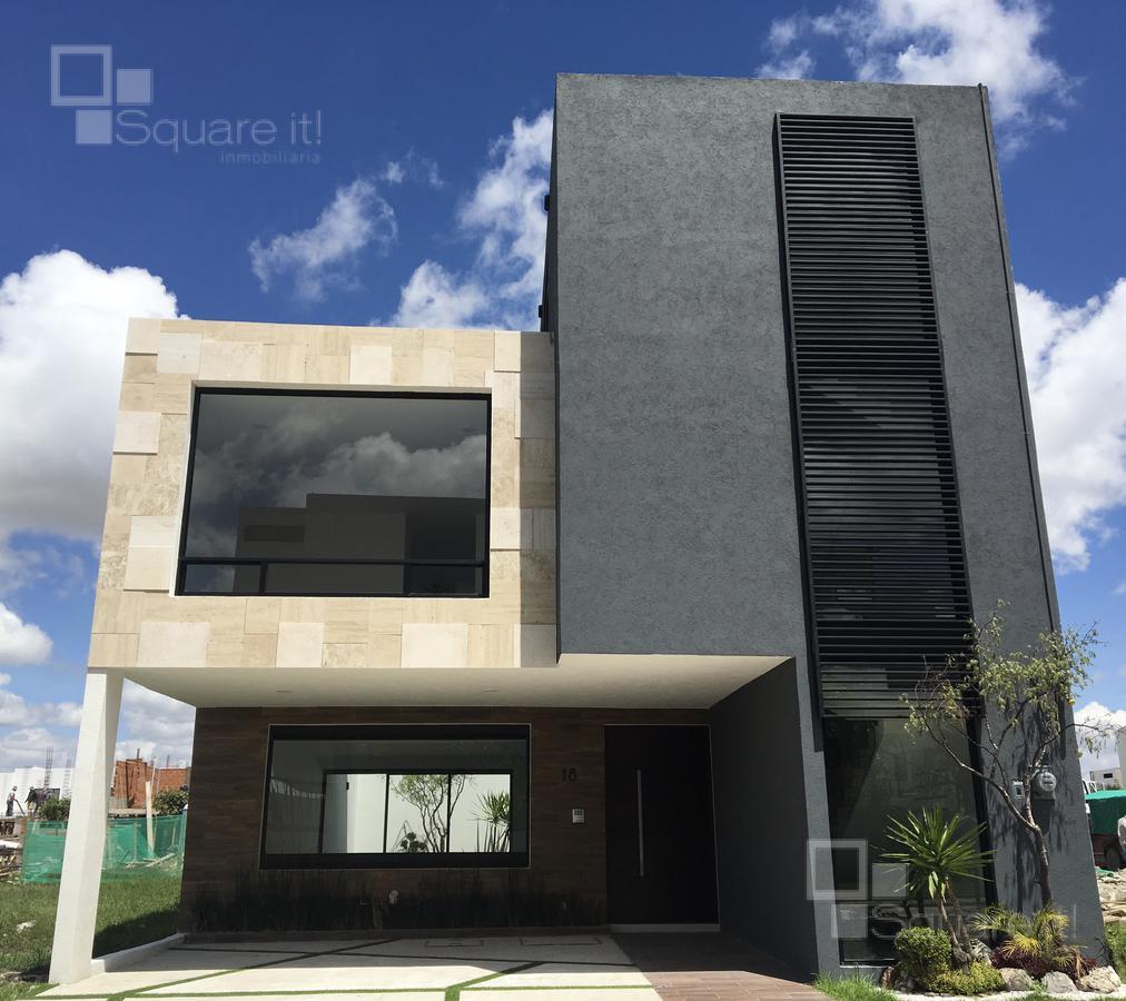 Foto Casa en Venta |  en  Fraccionamiento Lomas de  Angelópolis,  San Andrés Cholula  Casa en Venta Sierra Cardos, Parque Zacatecas, Cascatta
