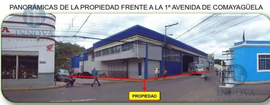 Foto Bodega Industrial en Renta en  Comayaguela,  Tegucigalpa  Bodega En Renta El Obelisco Comayaguela Tegucigalpa