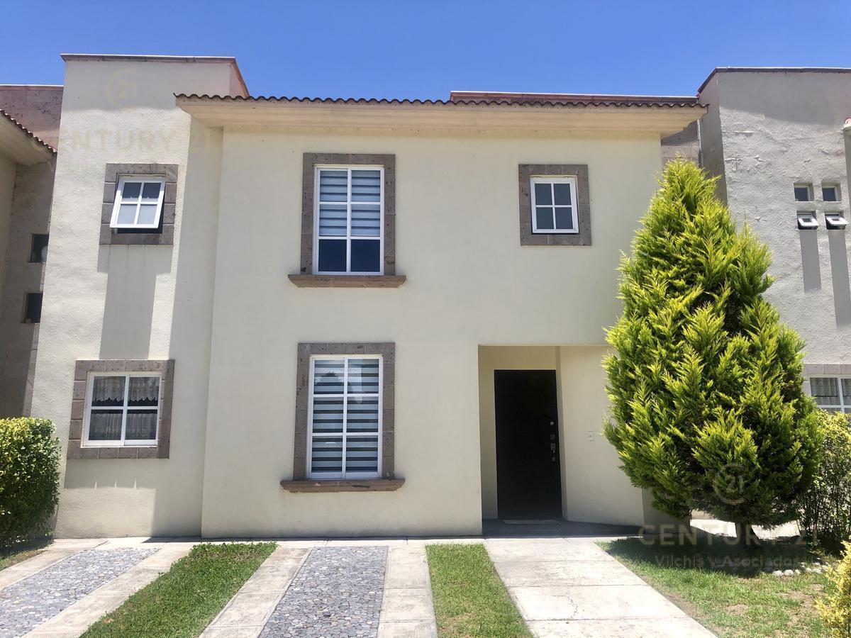 Foto Casa en condominio en Renta en  Villa Romana,  Metepec  Fracc. Villa Romana I Metepec