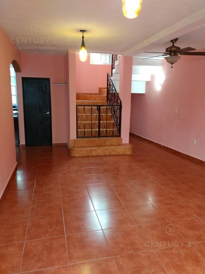 Foto Casa en Renta en  Supermanzana 523,  Cancún  CASA EN RENTA EN CANCUN FRACCIONMIENTO QUETZALES C2852