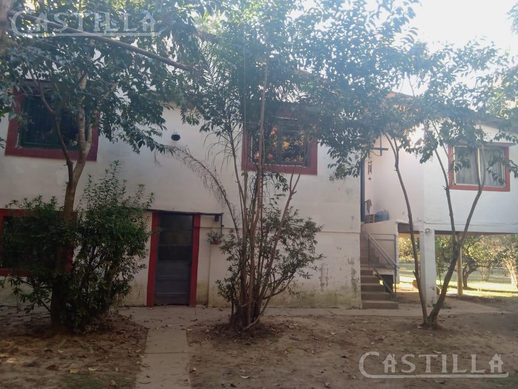 Foto Casa en Alquiler en  Cruz del Gambado,  Zona Delta Tigre  Arroyo San Jorge y gambado