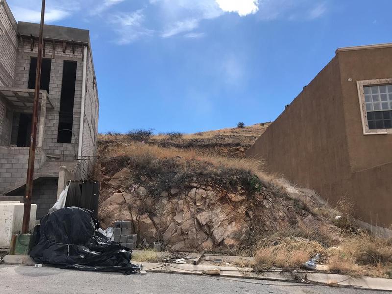 Foto Terreno en Venta en  Fraccionamiento Rinconada de La Sierra,  Chihuahua  VENTA DE TERRENO FRENTE A PARQUE EN RINCONADA DE LA SIERRA