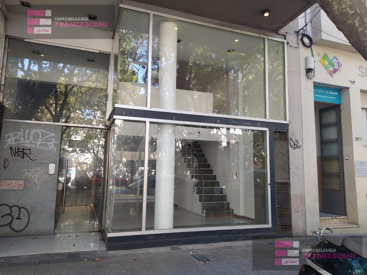 Foto Local en Alquiler en  Plaza Rocha,  La Plata  diagonal 73 7 y 8