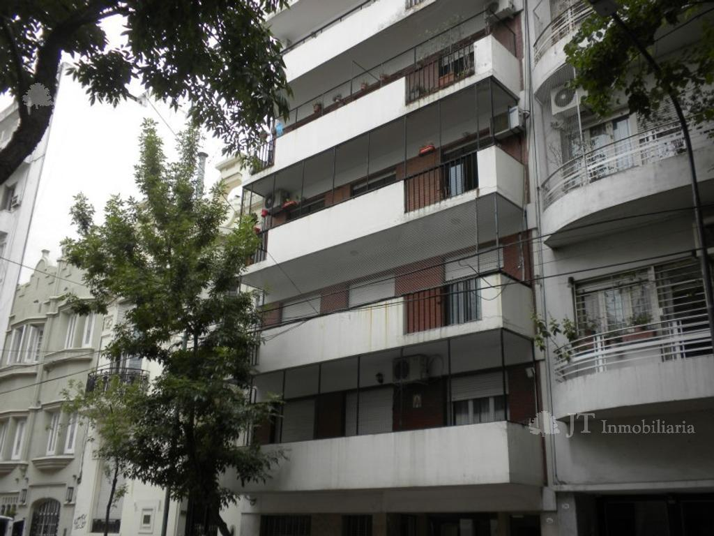 Foto Departamento en Alquiler en  Recoleta ,  Capital Federal  Pacheco de Melo 2132 1º C