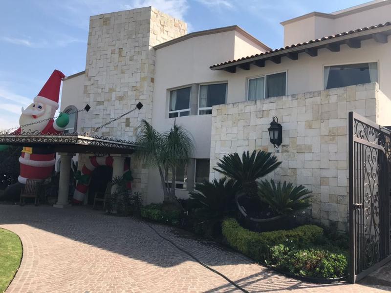 Foto Casa en Venta en  Fraccionamiento El Campanario,  Querétaro  ESPECTACULAR RESIDENCIA EN VENTA EL CAMPANARIO