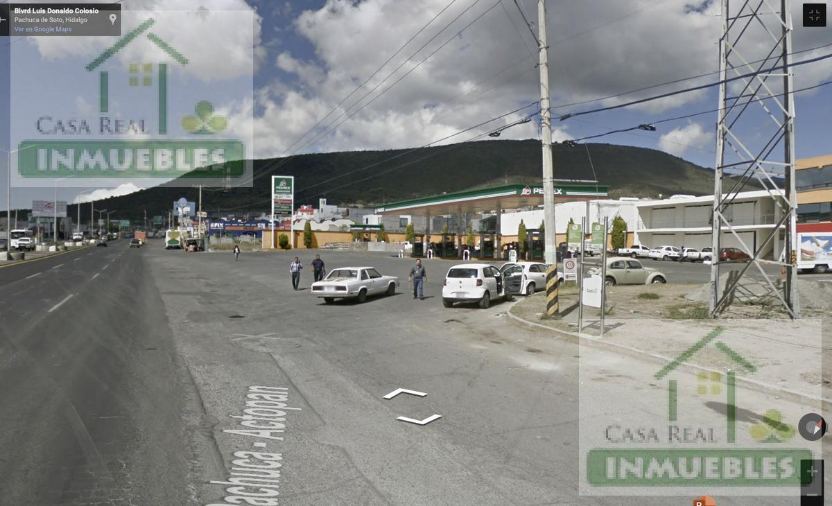 Foto Terreno en Venta en  Fraccionamiento Colosio,  Pachuca  Terreno Bardado en Venta en Fraccionamiento Colosio
