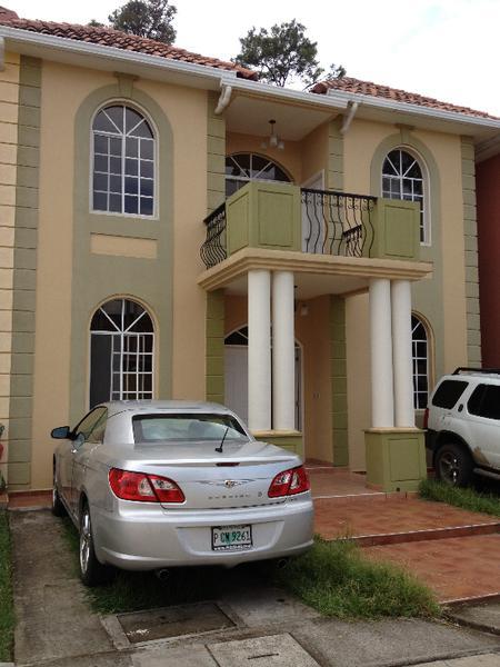 Foto Casa en Renta en  Los Angeles,  Distrito Central  Casa Renta Col Los Angeles Tegucigalpa