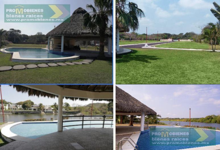 Foto Terreno en Venta en  El Dorado Residencial & Marina,  Boca del Río  TERRENO EN VENTA EN RESIDENCIAL MARINA
