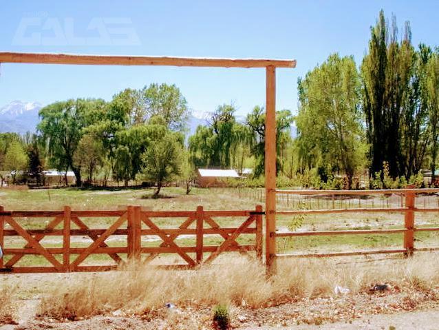 Foto Terreno en Venta en  Uspallata,  Las Heras  Ruta Nº 7 al 1100