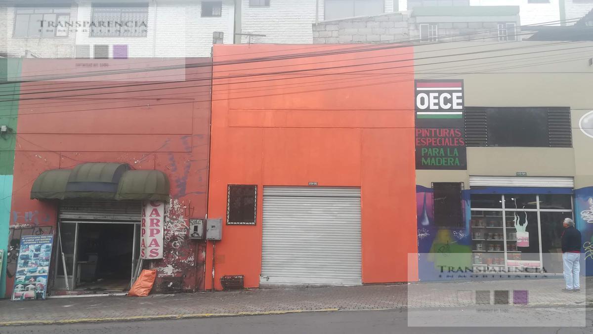 Foto Local en Venta en  San Bartolo,  Quito  San Bartolo
