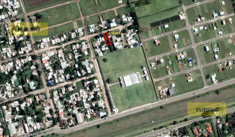 Foto Terreno en Venta en  Perez ,  Santa Fe  25 de Mayo al al 900