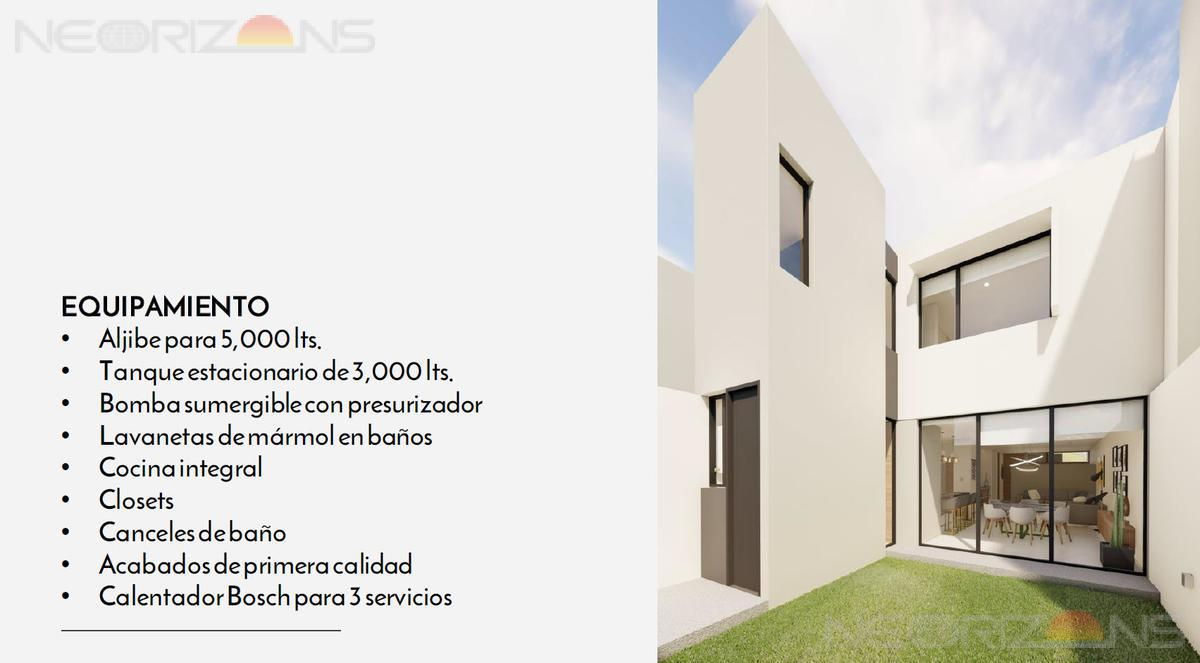 Foto Casa en Venta en  Villa de Pozos,  San Luis Potosí  PREVENTA MODERNAS CASAS NUEVAS en Fracc. Residencial Los Lagos Villa de Pozos, San Luis Potosí, S.L.P.