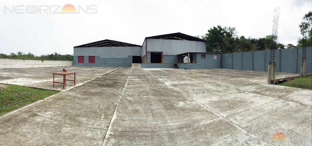 Foto Bodega Industrial en Venta en  Pueblo La Laja,  Ozuluama de Mascareñas  Venta de Bodega Industrial en Ozuluama Veracruz