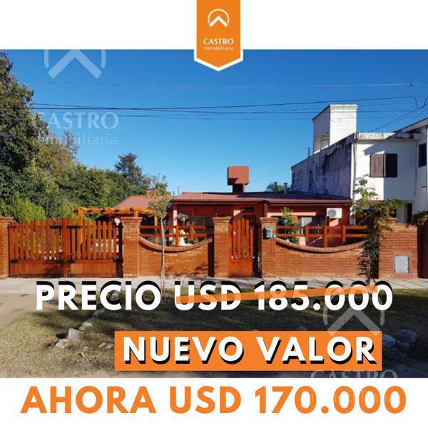 Foto Casa en Venta en  Merlo,  Junin  Carlos Pellegrini al 600