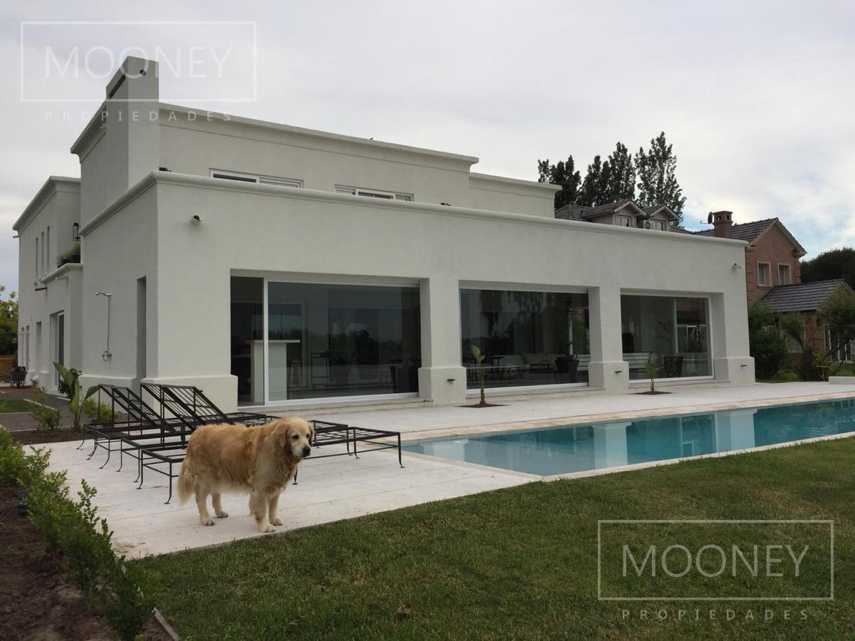 Foto Casa en Venta en  La Isla,  Nordelta  Espectacular casa en La Isla