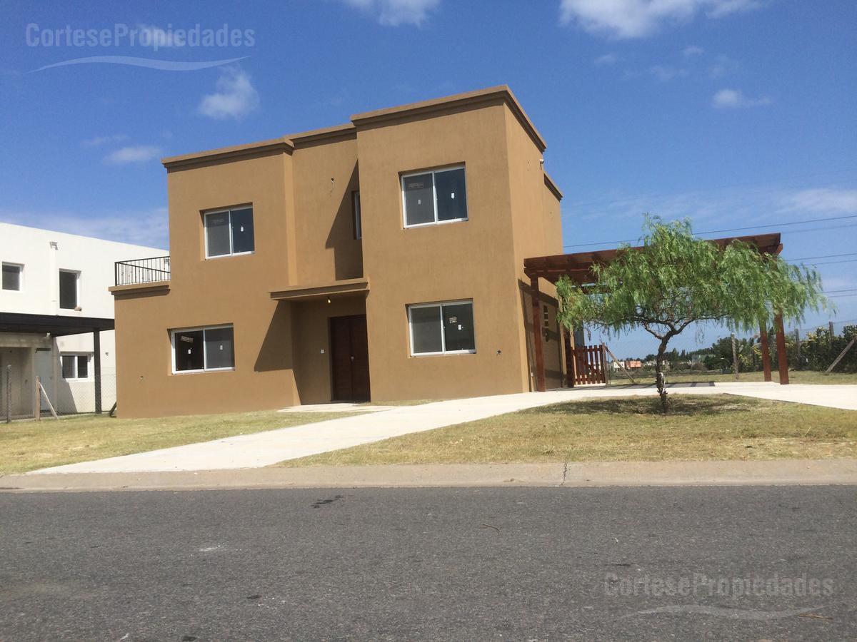 Foto Casa en Alquiler en  San Gabriel,  Villanueva  Barrio San Gabriel a la Laguna!!