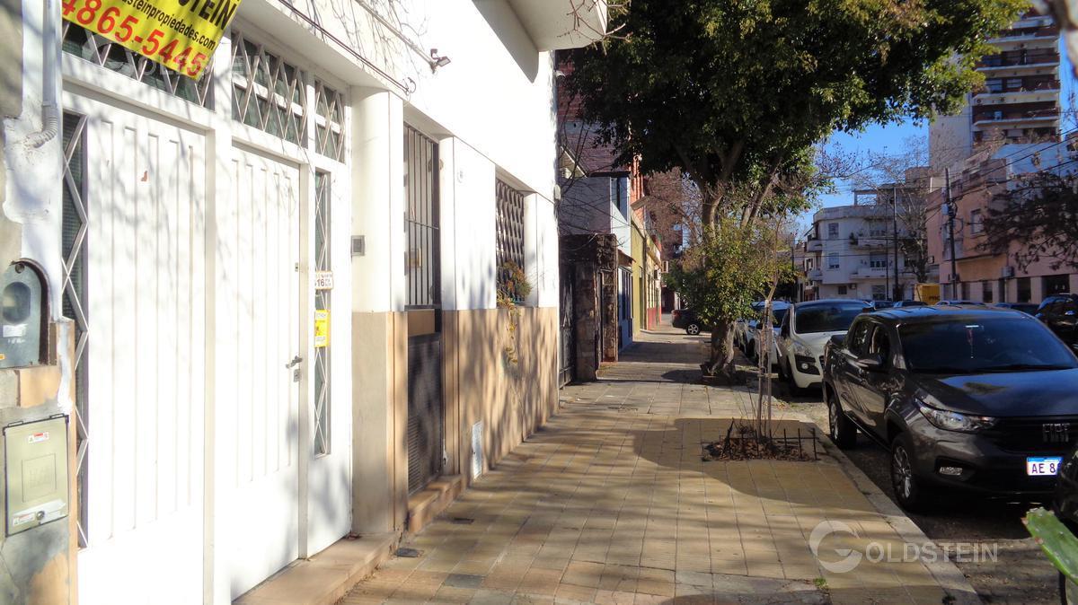 Foto Galpón en Alquiler en  Villa Crespo ,  Capital Federal  R. Escalada de San Martin al 400