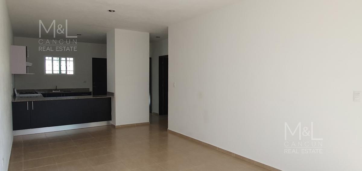 Foto Casa en condominio en Renta en  Gran Santa Fe,  Cancún  Casa en renta en Cancún, Gran Santa Fe III  de 2 Recámaras en Privada