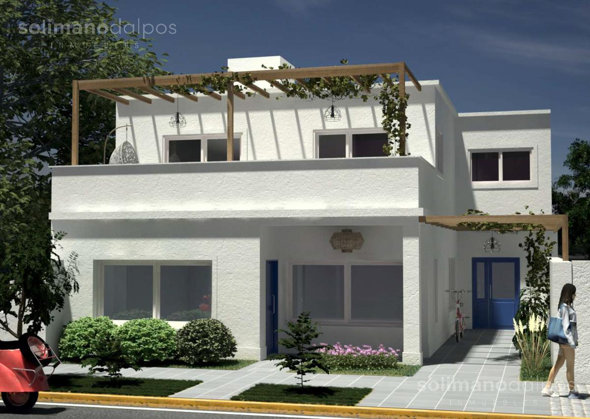 Foto Casa en Venta en  Mart.-Santa Fe/Fleming,  Martinez  Talcahuano 1823