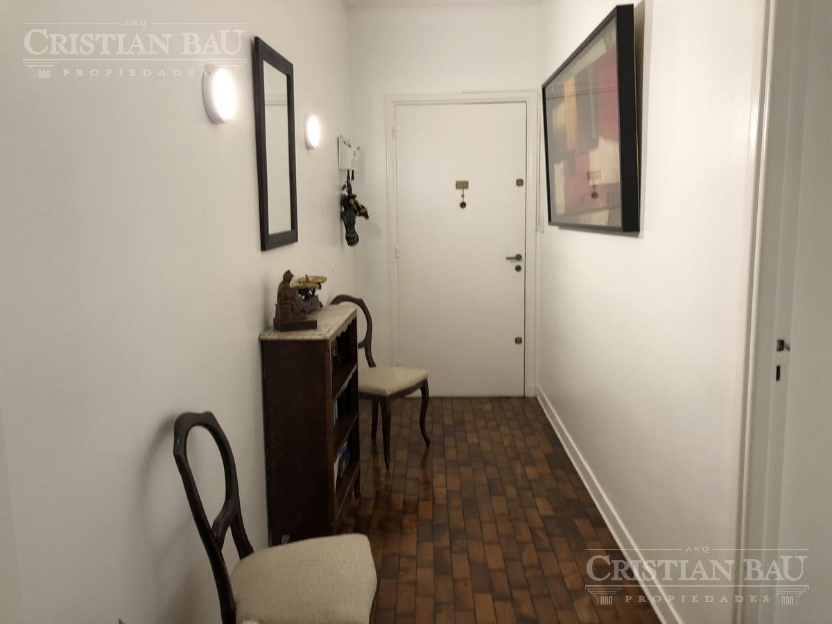 Foto Departamento en Venta en  Recoleta ,  Capital Federal  Larrea al 1400