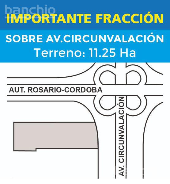 AUTOPISTA ROSARIO CORDOBA Y CIRCUNVALACION, Rosario, Santa Fe. Venta de Terrenos - Banchio Propiedades. Inmobiliaria en Rosario