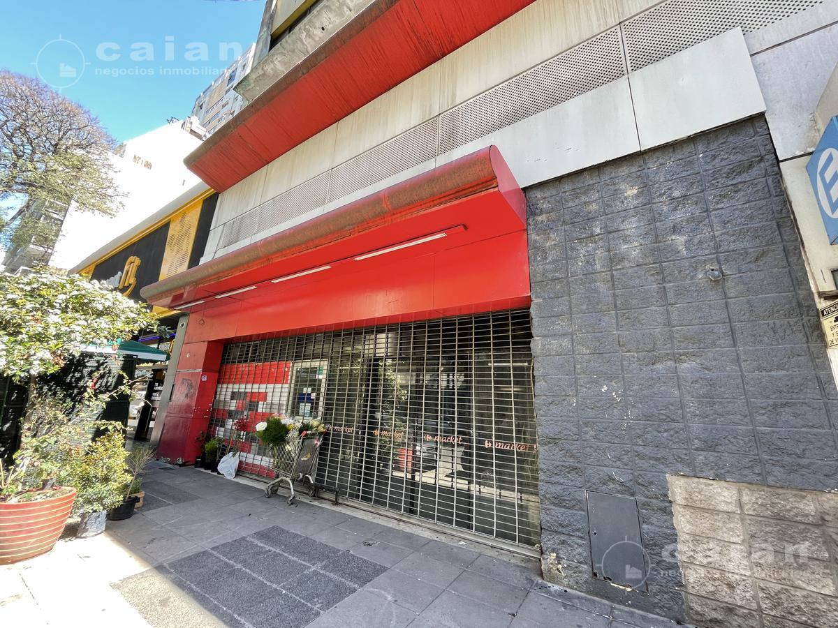 Foto Local en Alquiler en  Belgrano ,  Capital Federal  Federico Lacroze al 1700, CABA