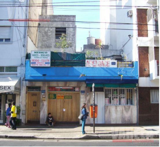 Foto Edificio Comercial en Venta en  Villa Crespo ,  Capital Federal  Acoyte  1400