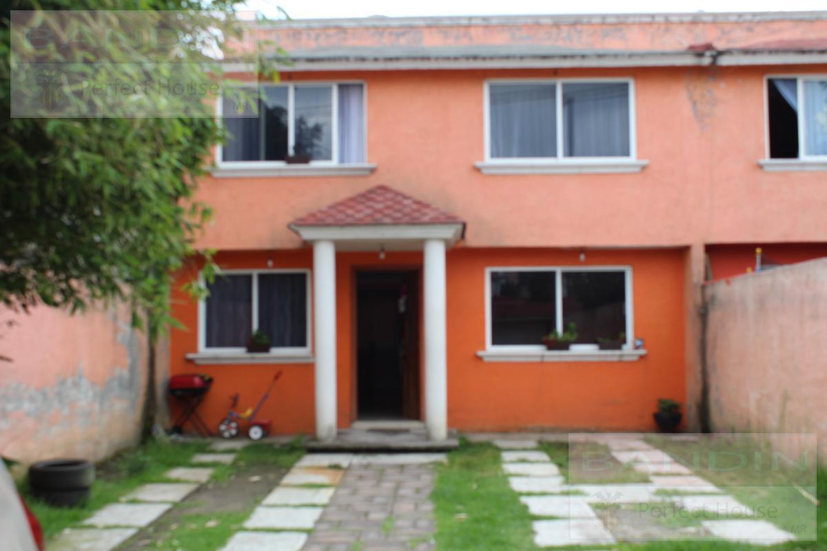 Foto Casa en condominio en Venta en  Del Parque,  Toluca  Marcelino Garcia Barragan