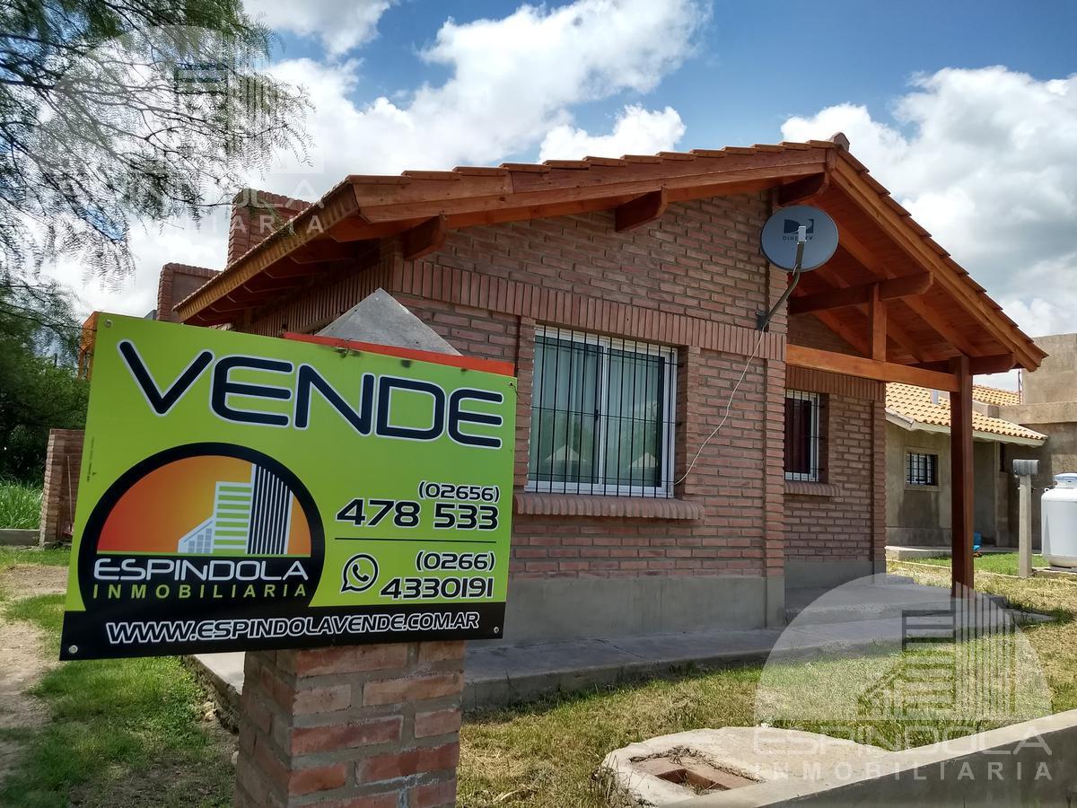 Foto Casa en Venta en  Dabal,  Merlo  Ramón Moran