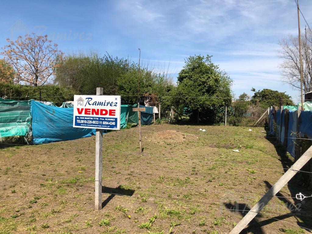 Foto Terreno en Venta en  General Rodriguez,  General Rodriguez  Arenales y Honduras