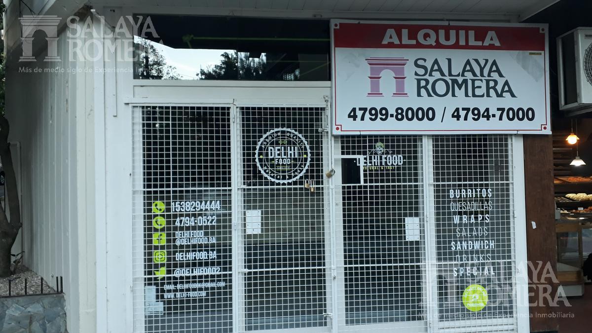 Foto Local en Alquiler en  Olivos,  Vicente Lopez  Sturiza al 500 esq. Rosales
