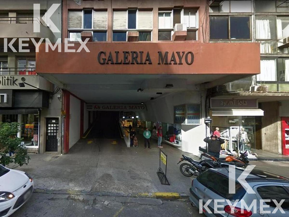 Foto Cochera en Venta en  Microcentro,  La Plata  48 entre 7 y 8