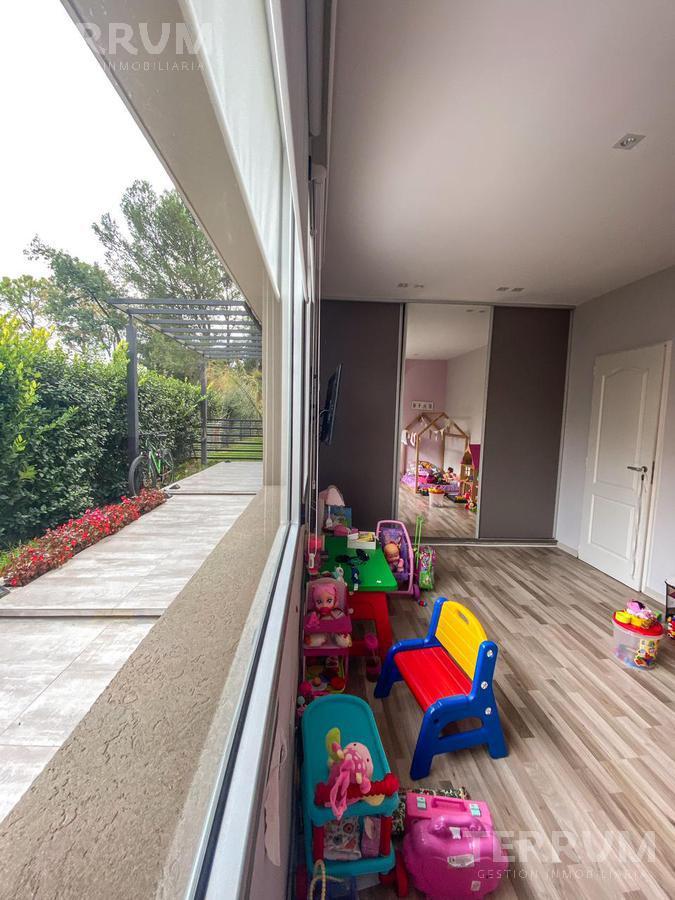 Foto Casa en Venta en  El Sosiego,  Countries/B.Cerrado (E. Echeverría)  CASA EN VENTA : CANNING : EL SOSIEGO