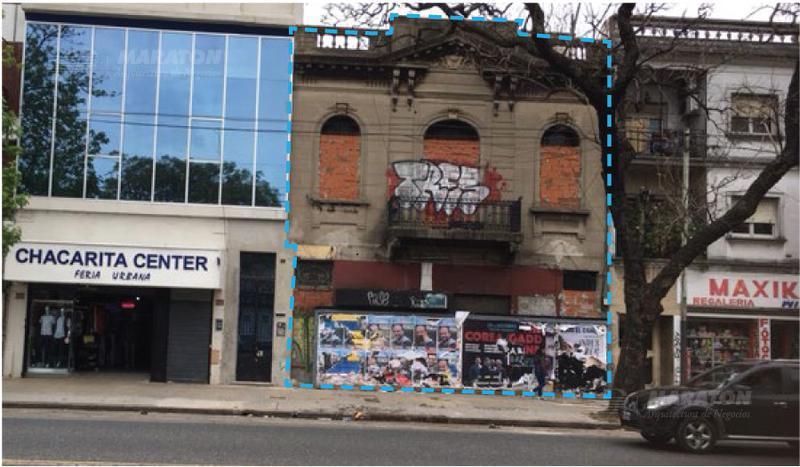 Foto Local en Alquiler en  Chacarita ,  Capital Federal  Av.Federico Lacroze al 3800