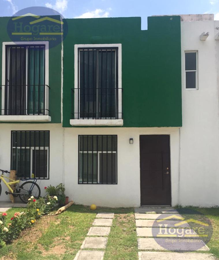 Casa en Renta Excelente Ubicación al Sur de la Ciudad, dentro de privada en Fraccionamiento Oasis en León, Gto.