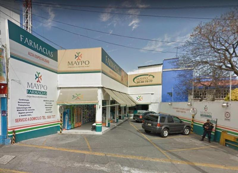 Foto Local en Venta en  La Magdalena Contreras ,  Distrito Federal  SAN JERÓNIMO  727