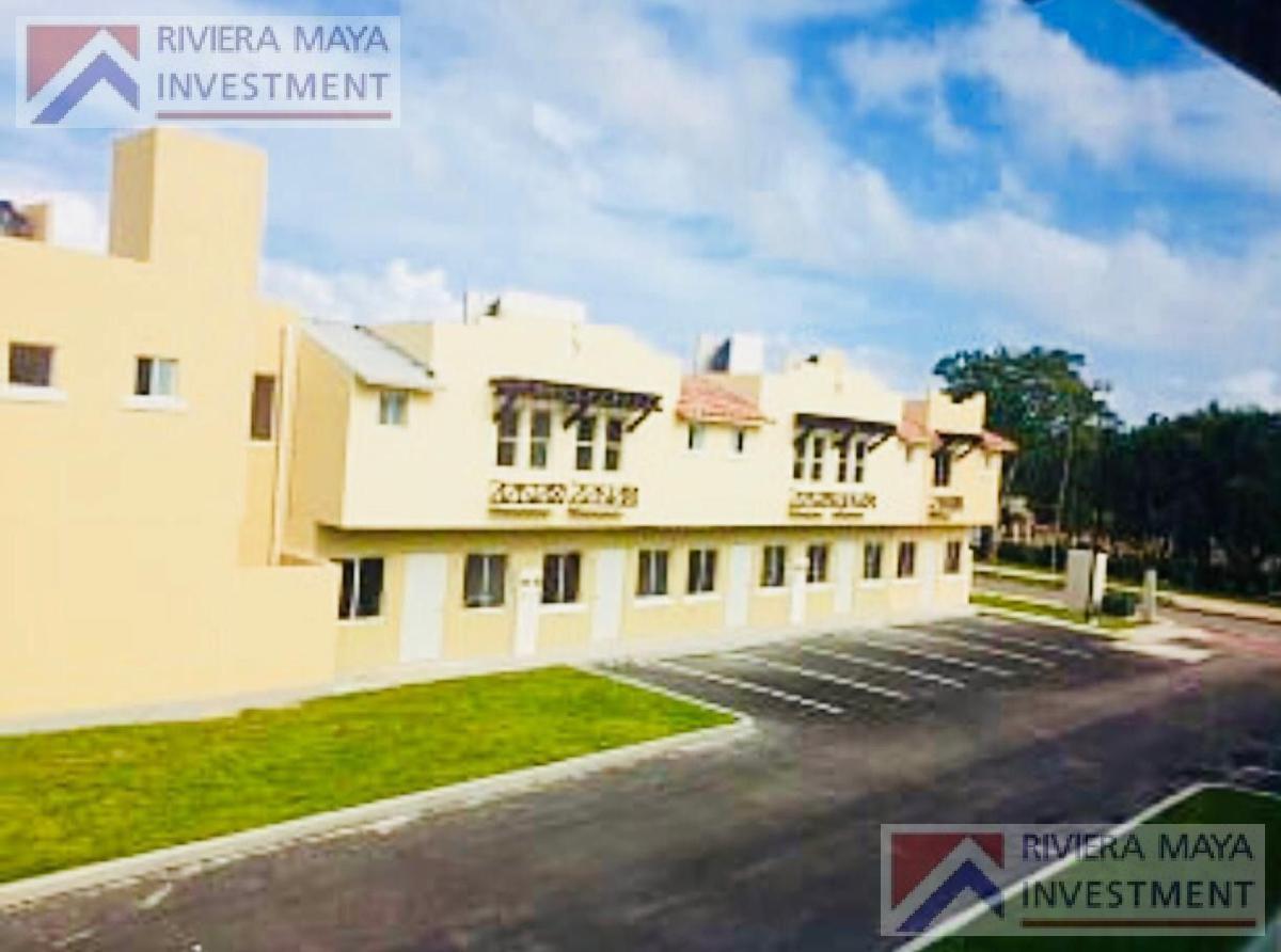 Foto Casa en Renta en  Solidaridad ,  Quintana Roo  Casa en renta en Cerrada Albaida en Real Ibiza.