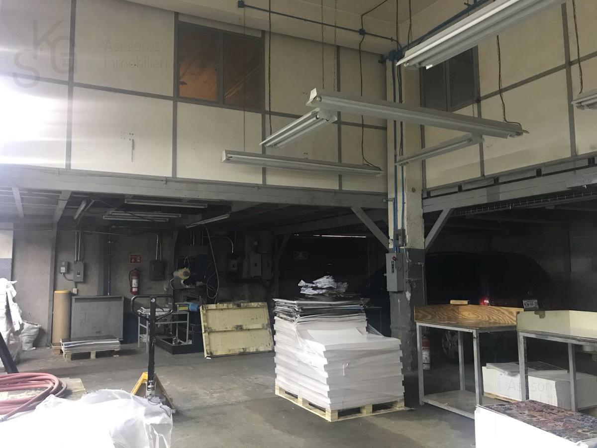 Foto Bodega Industrial en Renta en  Ampliación Michoacana,  Venustiano Carranza  SKG Asesores Inmobiliarios Renta Bodega en Ampliación Michoacana, Venustiano Carranza