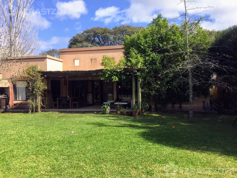 Casa--Santa Maria De Tigre-Casa estilo campo,  en una planta
