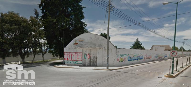 Foto Terreno en Venta en  Héroe de Nacozari,  Perote  Terreno en venta a la entrada de Perote