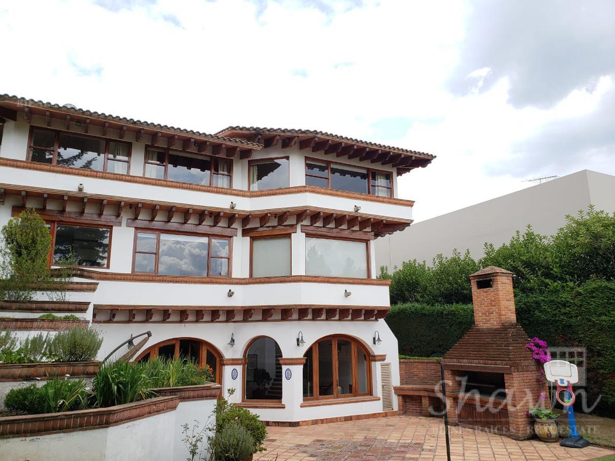 Foto Casa en Venta en  Club de Golf los Encinos,  Lerma  Casa en Venta Lerma Club de Golf Los Encinos