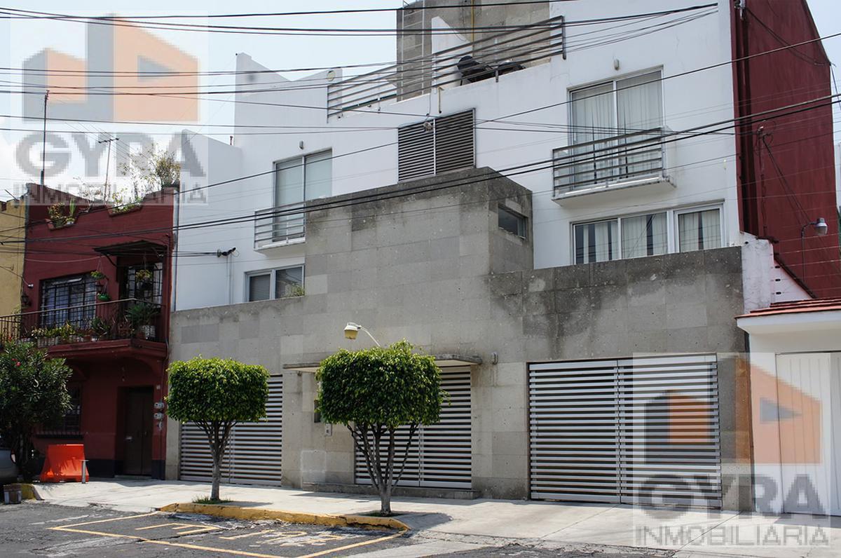 Foto Casa en Venta en  Alvaro Obregón ,  Ciudad de Mexico  Casa en condominio en Venta, Tizapán San Ángel, Alvaro Obregón