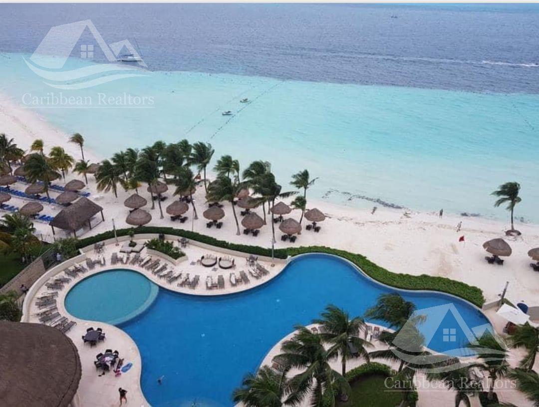 Departamento en Venta en Las Olas Zona Hotelera Cancun