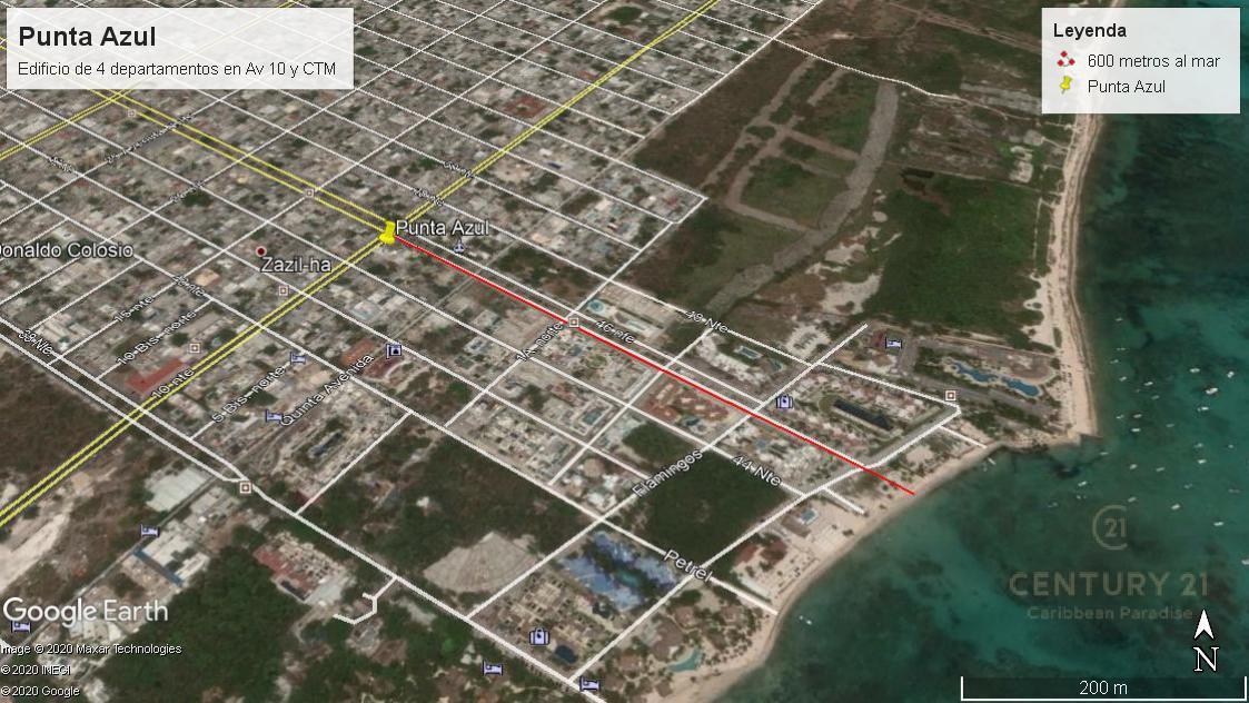 Playa del Carmen Commercial Building for Sale scene image 20
