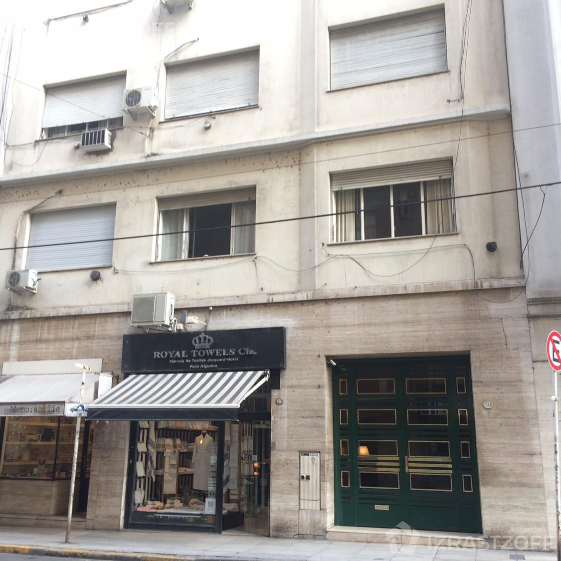 Departamento-Alquiler-Recoleta-Arenales e/Libertad y Cerrito