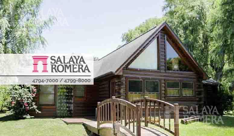 Foto Casa en Venta en  Isla Santa Monica,  Countries/B.Cerrado (Tigre)  Isla Santa Monica 55